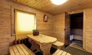 Wood Sauna